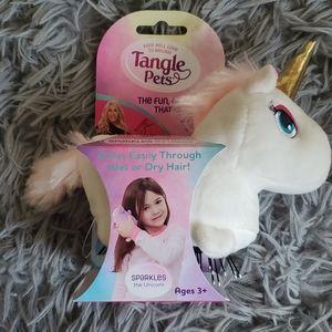 Tangle Pets Unicorn brush